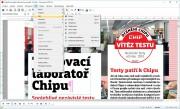 Ashampoo PDF Pro identifikuje jednotlivá textová pole v PDF dokumentech a umožní vám pracovat s jejich obsahem. Ten je možné formátovat, přepisovat nebo kopírovat do jiných aplikací či dokumentů. Pro změny v textovém obsahu je ale nutné mít instalovány použité fonty.