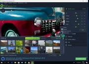 Photo Optimizer nabídne klasické editační nástroje jako jsou úpravy barev, kontrastu, sytosti a odstínu, dále otáčení, ořezávání a další.