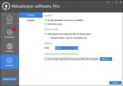 Možností nastavení není v programu Glarysoft Software Update nijak mnoho, ale zkontrolujte si, zdali se spouští automaticky se startem Windows. Také je celkem rozumné vyhnout se testovacím verzím aplikací, takže vám doporučujeme označit předvolbu »Skrýt beta verze«.