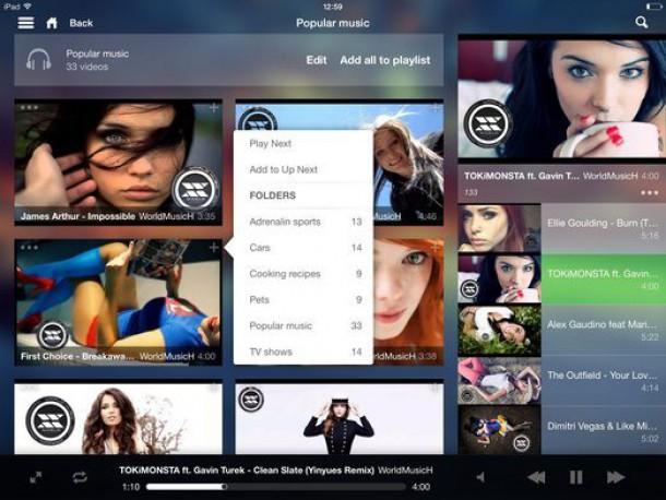 organizetube-ipad-screenshot-nahled