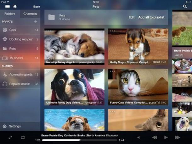 organizetube-ipad-screenshot2-nahled
