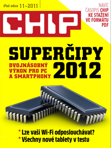 Chip 11/2011 iPad Edition