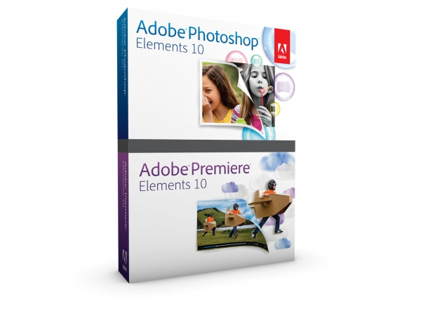 Adobe Photoshop a Premiere Elements 10