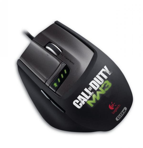 Logitech Laser Mouse G9X