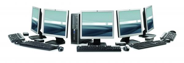 Tenkým klientem HP t200 připojíte k PC či serveru až 15 uživatelů