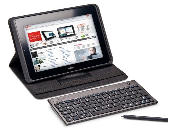 Fujitsu STYLISTIC Q550 se stylusem