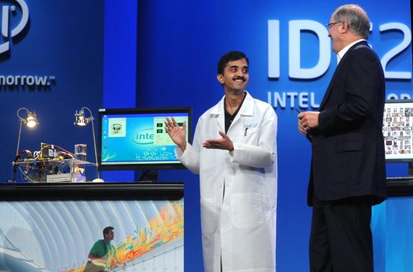 Intel Near Threshold Voltage - procesor napájení solární buňkou