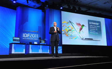 IDF San Francisco 2011