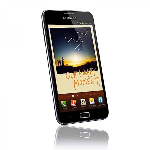 Samsung Galaxy Note — 5,3″ smartphone