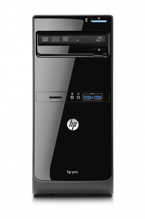 HP Pro 3400 Microtower