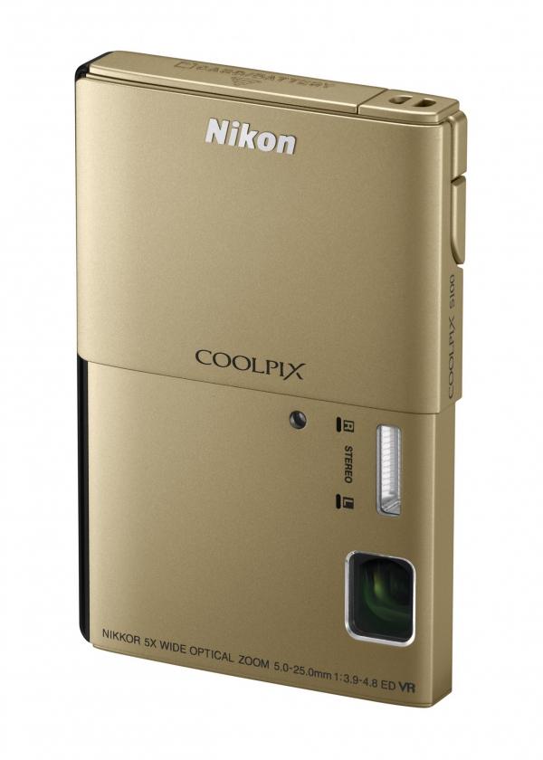 Nikon COOLPIX S100