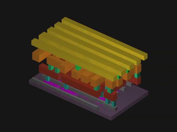 Kognitivní počítačový čip