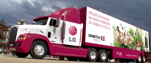 Kamion LG