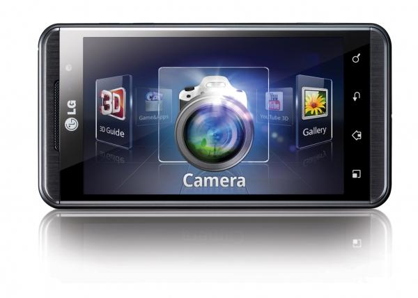 Ještě letos přibude mnoho nových smartphonů s Androidem. Mimo jiné také LG Optimus 3D s trojrozměrným displejem.