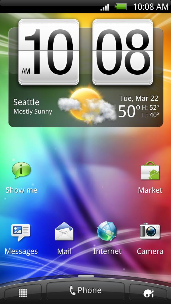 HTC HTC EVO 3D
