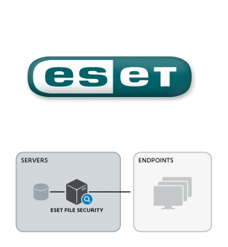 ESET File Security 4.3 pro Microsoft Windows Server