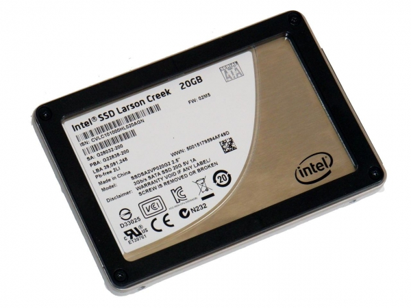 Intel SSD 311 Larson Creek