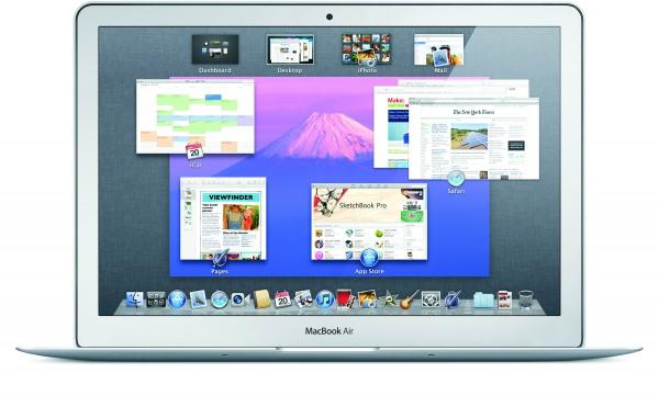 Apple Mac OX X Lion
