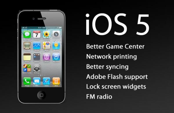 Aplle iOS 5