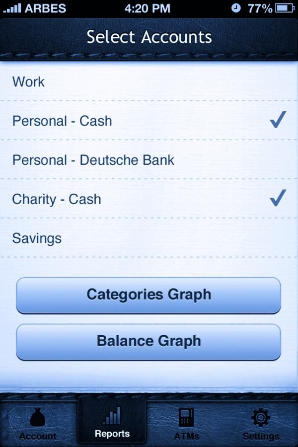 Bezpečné mobilní bankovnictví? S aplikací ARBES Smartphone Bankingvypadá nadějně...