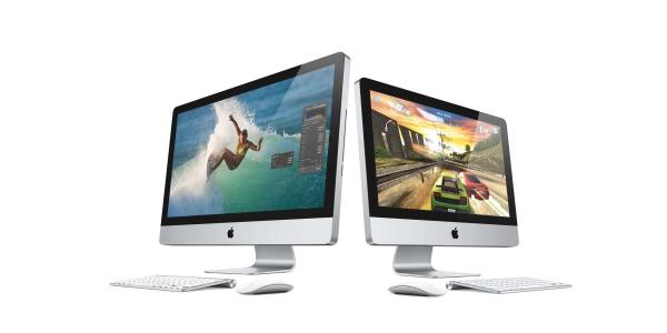 Apple iMac s rozhraním Thunderbolt