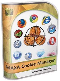 Maxa Cookie Manager Pro 4.2