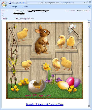 Obrana? Neklikat bezhlavě na obrázky nebo odkazy v e-mailech...