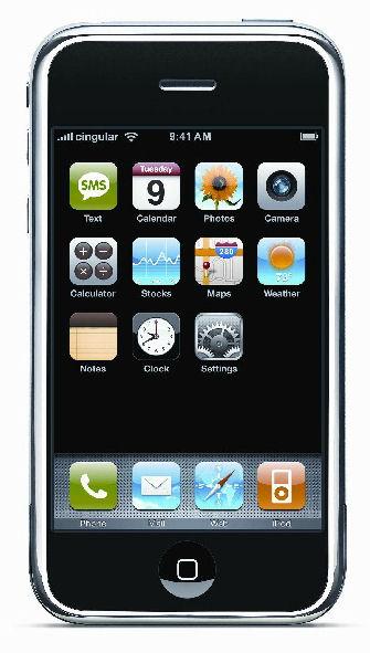 Apple iPhone vaše hesla před hackery neutají...