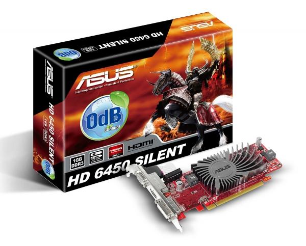 ASUS HD6450_SILENT