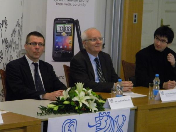 HTC: mobilní laboratoř na ČVUT