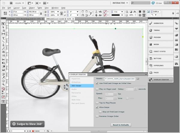 InDesign CS5.5