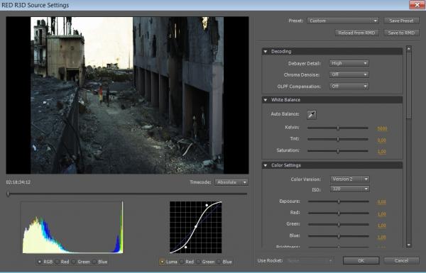 Premiere Pro CS5.5