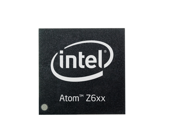 Intel Atom Z6xx CPU