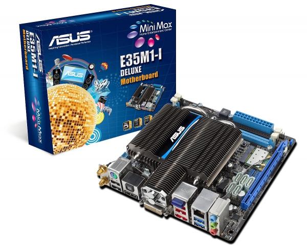 ASUS E35M1-Deluxe