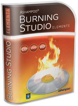 Burning Studio Elements 10