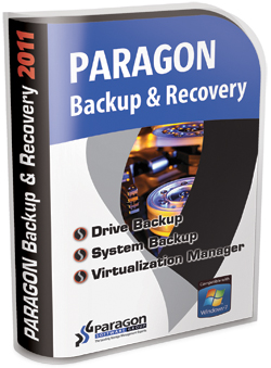 Paragon Backup & Recovery 2011