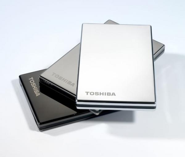 Toshiba STOR.E STEEL S