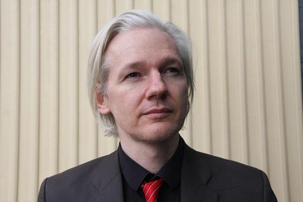 Julian Assange, zakladatel WikiLeaks