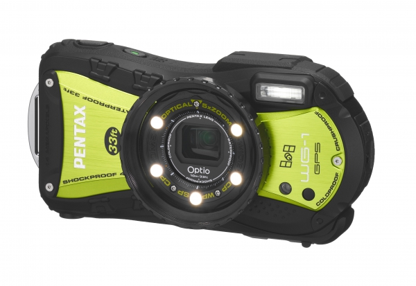Pentax Optio WG1 GPS