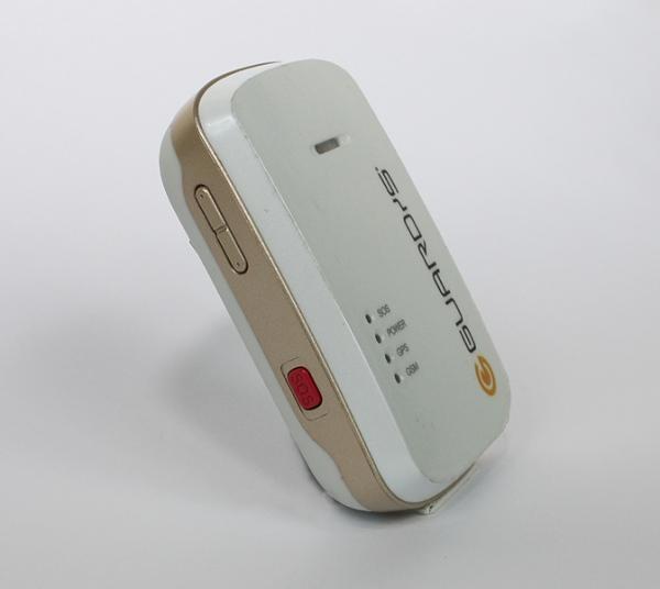 Guardys PGT 5020 má velikost krabičky od sirek. Hmotnost 60 g