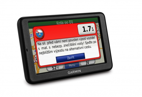 Garmin Dezl 560T Lifetime