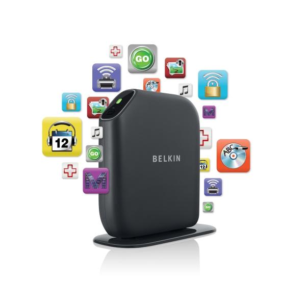 Belkin F7D4301 Play Max
