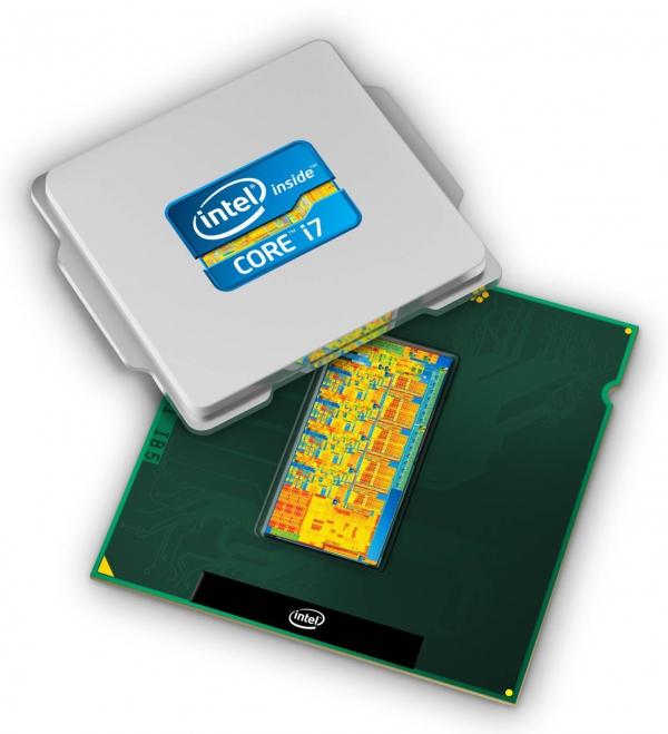 Druhá generace procesorů Intel Core