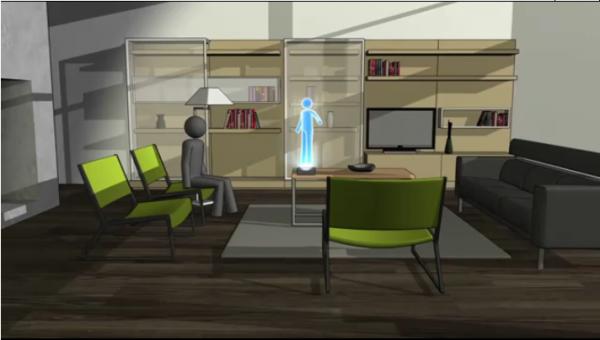 IBM: Se svými přáteli budete komunikovat ve 3D.