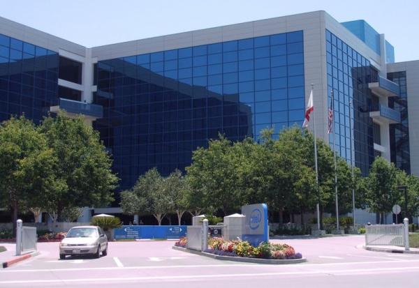 Intel - ústředí