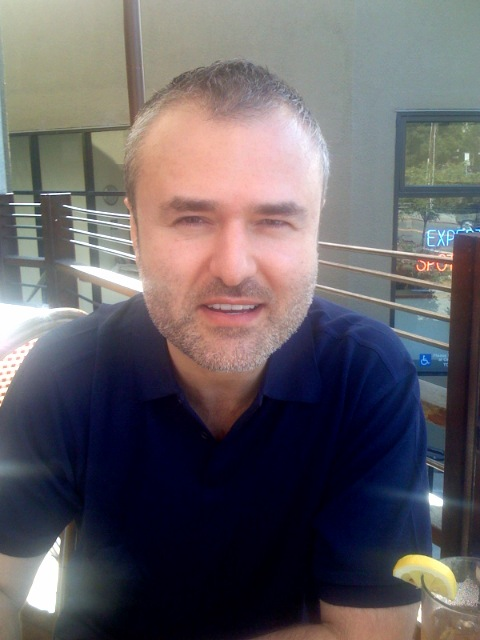 Nick Denton: muž silných slov aslabých hesel