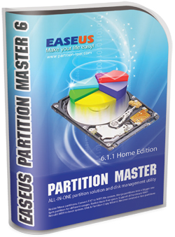 Partition Master 6.1 Home Edition