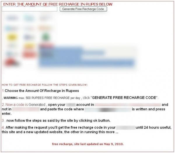 Phishingová stránka imitovala přihlašovací stránku oblíbené italské banky....
