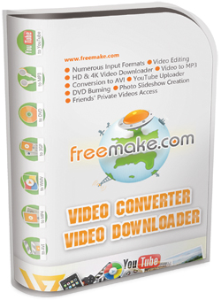 Freemake Video Downloader & Converter 1.1