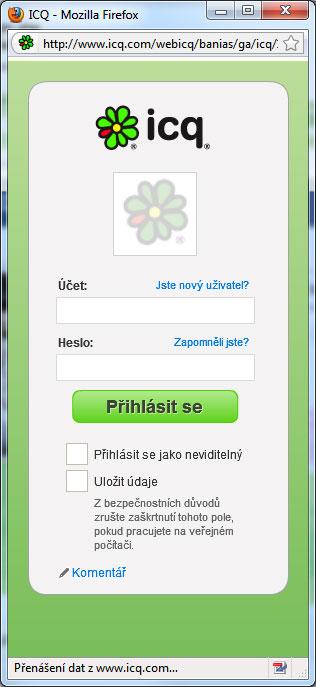 Web-ICQ